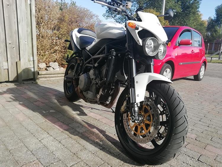Moto Morini Corsaro Veloce